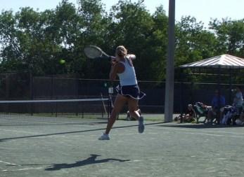 Ana Forehand Claycourts