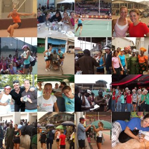 ICTA Women's Pro Tennis Team Travels Globally Competing in Pro Tournaments for Christ