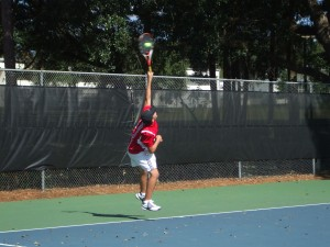 High Performance Tennis Training Can Be Used as a Tool to Teach Generation Next How to Passionately Serve in a Fallen World