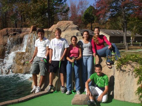 An awesome group of amazing Christian tennis players!