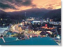 Awesome Gatlinburg, TN.  Skiiing, Mountains, Resort Town!