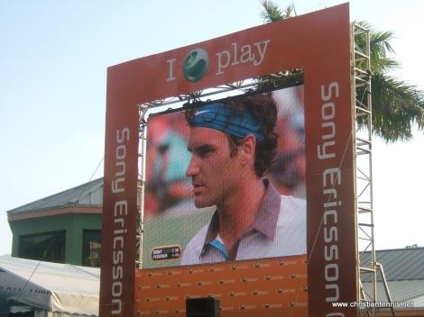 Federer SCreen