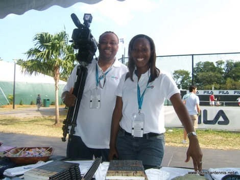 Local TV News Interviewed Me... Great Time Sharing ICTA w/ Miami!