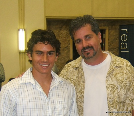 Scott Paschal has coached Mark full time for 3 years from near beginner players. Mark is now a top 200 Florida junior.